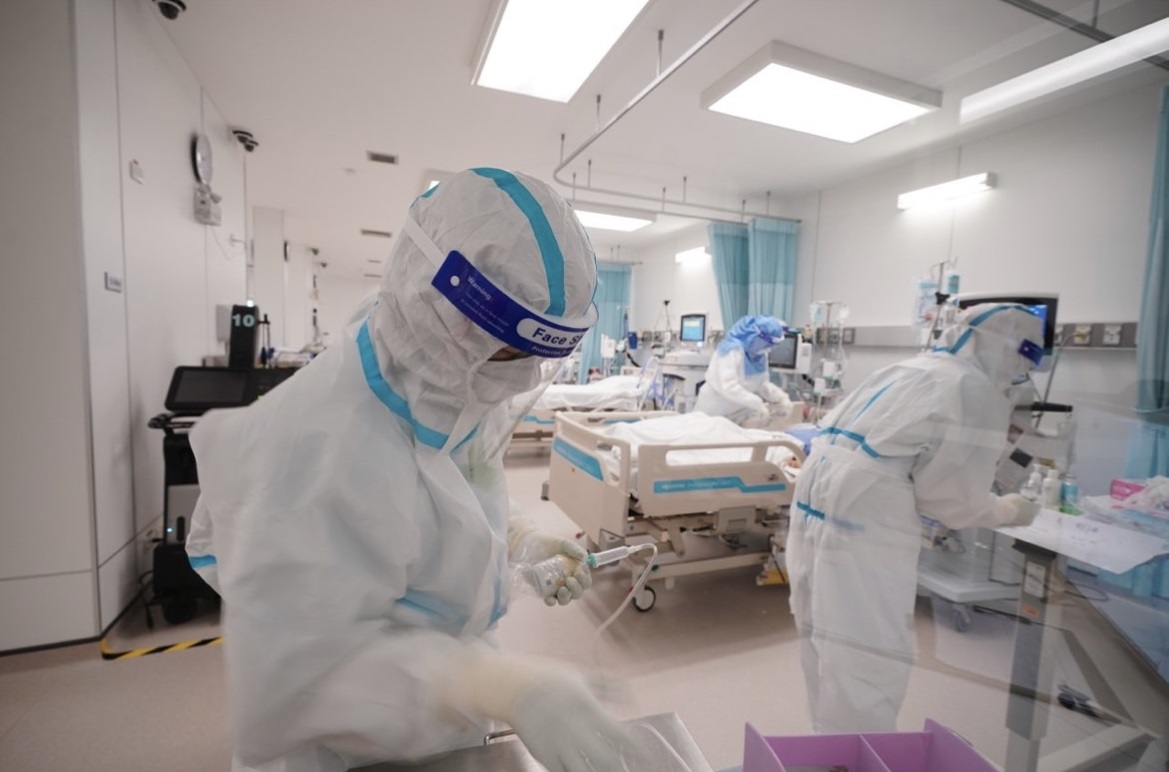 เปิดแล้ว ICU ศิริราชรวมใจ ระดมแพทย์ 3 รพ.ใหญ่ ประจำ 24 ชั่วโมง – สังคม