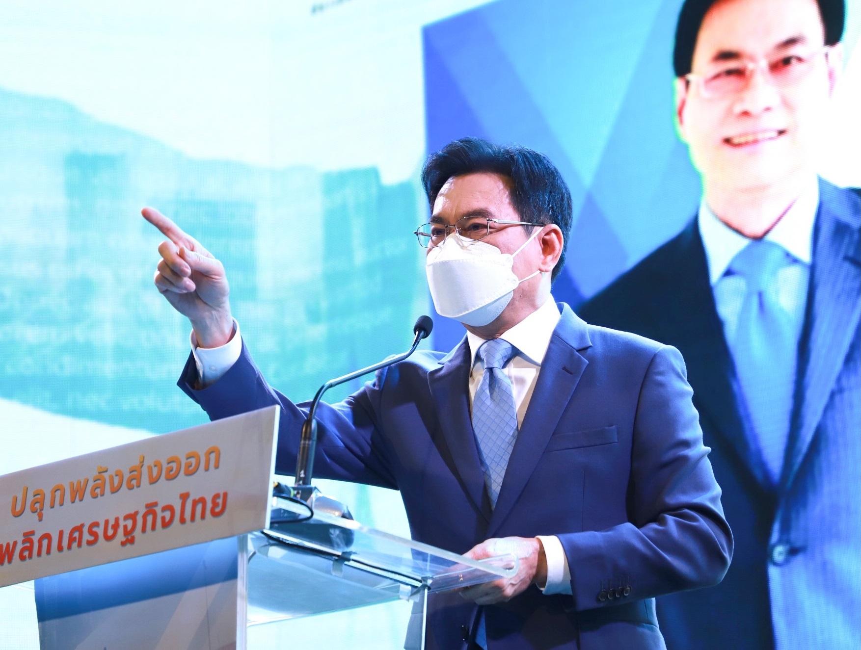 จุรินทร์ มั่นใจส่งออกความหวังขับเคลื่อนเศรษฐกิจไทยฝ่าโควิดถึงปี 65 – เศรษฐกิจ