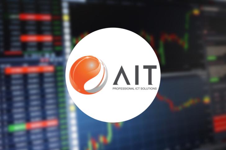 AIT เตรียมจ่ายปันผลผู้ถือหุ้น 0.70 บาทต่อหุ้น 9 ก.ย นี้