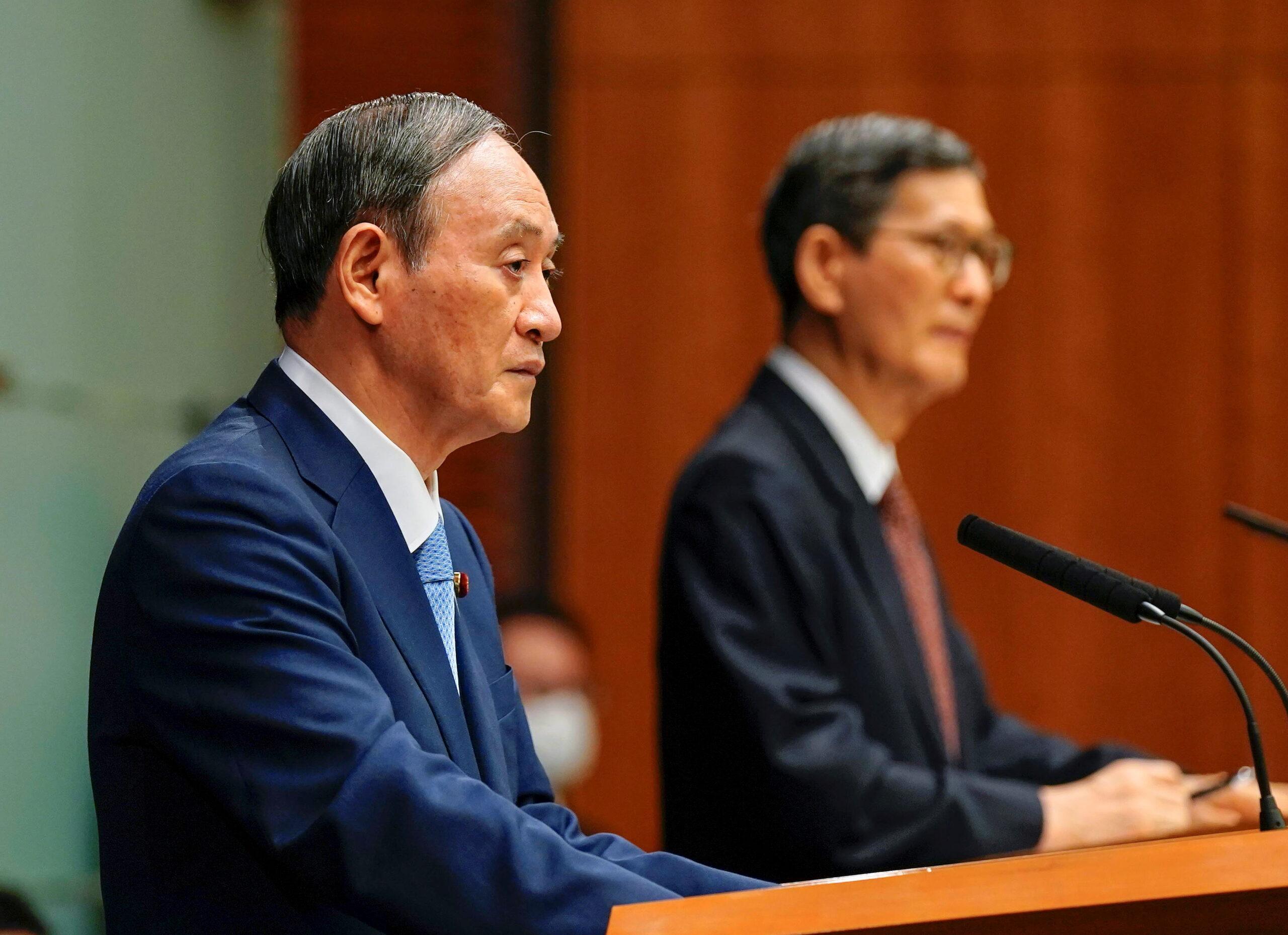 โยชิฮิเดะ ซูงะ : ย้อนรอยเหตุคะแนนนิยมลด ซาโยนาระเก้าอี้นายกฯญี่ปุ่น – ต่างประเทศ