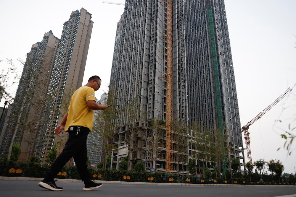 """ธนาคารกลางจีนอัดฉีดเงิน 4.63 แสนล้านบาท อุ้ม """"เอเวอร์แกรนด์"""" – ต่างประเทศ"""
