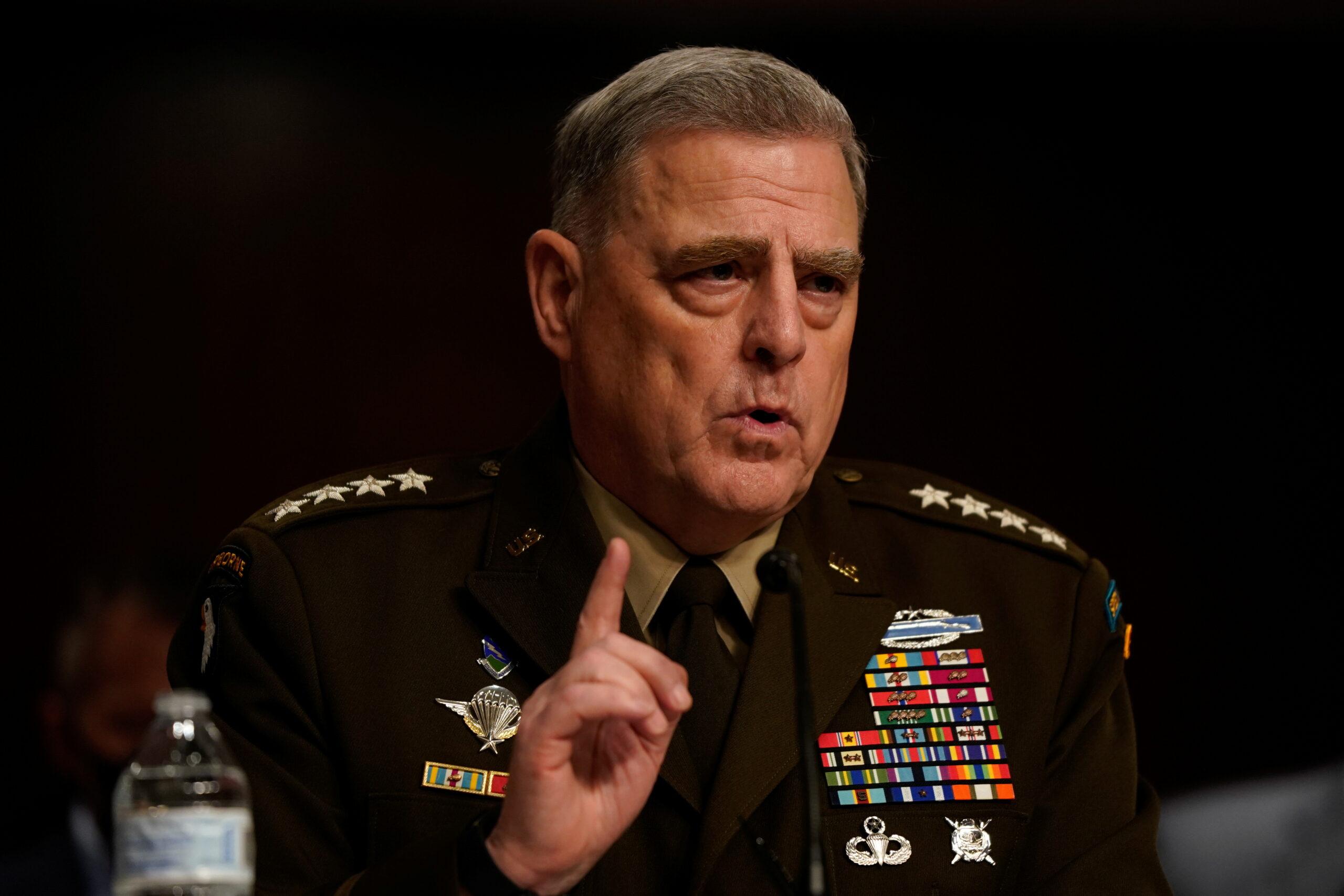 """นายพลสหรัฐฯ แนะ """"ไบเดน"""" ให้เก็บทหาร 2,500 นาย ไว้ในอัฟกานิสถาน – ต่างประเทศ"""