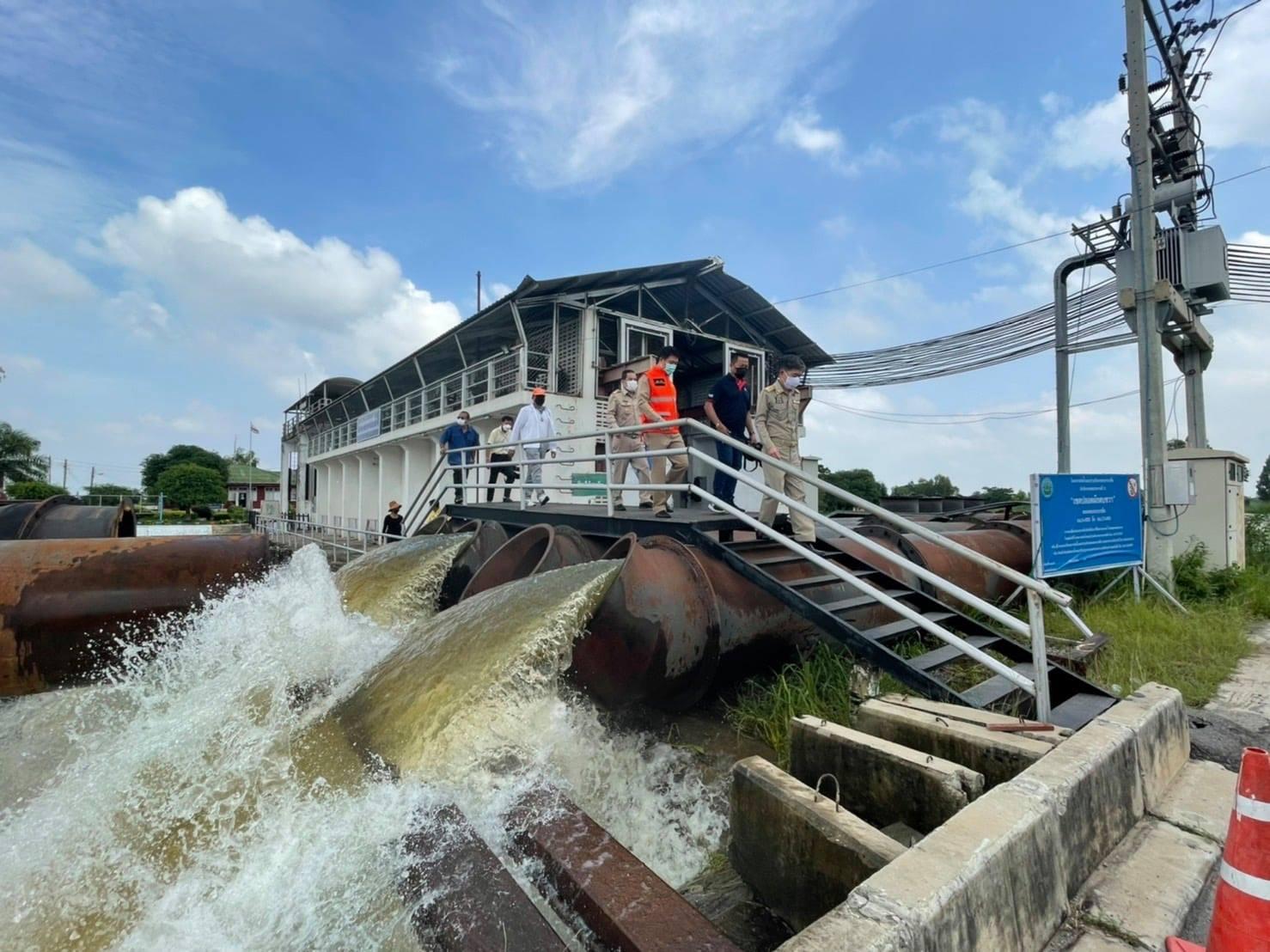 กรมอุตุฯ กางสถิติเทียบปริมาณฝน ยันน้ำไม่ท่วมซ้ำรอยปี 54 – IT