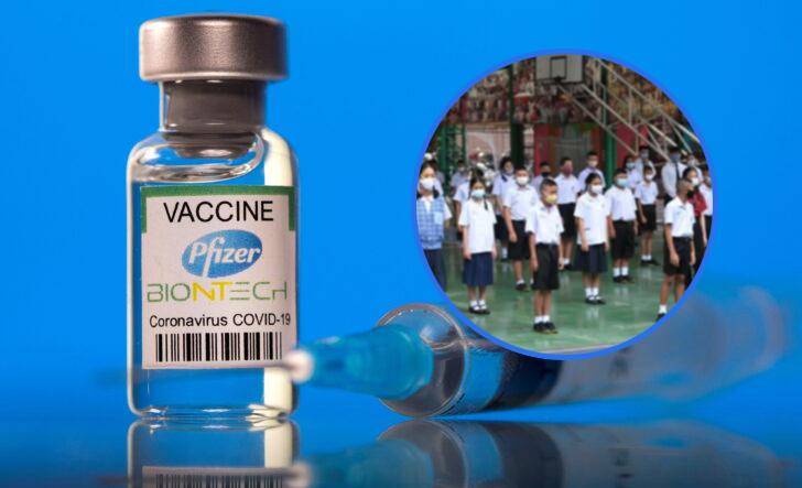 ยอดจองไฟเซอร์กลุ่มเด็กทะลุ 3.6 ล้านโดส สธ. แจง ด.ช.12 ปี ดับไม่เกี่ยววัคซีน – ธุรกิจ