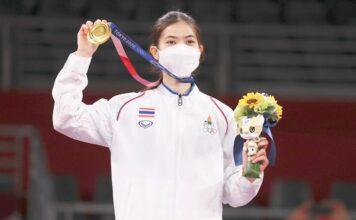 เทนนิส วอน โอลิมปิกไทยส่งเคลมเหรียญทอง หลังลอกเป็นลายแผนที่