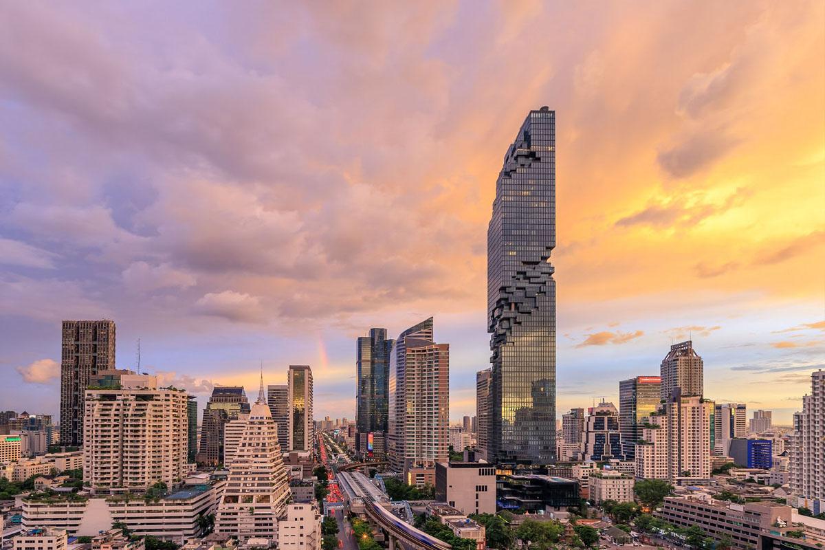 คิง เพาเวอร์ มหานคร กลับมาเปิดแล้ว ชมวิวดาดฟ้า-ห้องอาหารที่สูงที่สุดในไทย – สังคม